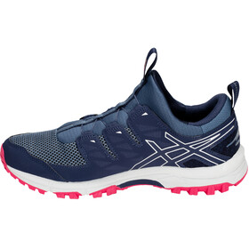 asics Gel-Fujirado Shoes Women Azure/Glacier Grey